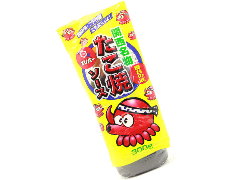 Takoyaki Sauce by Bento&co | AMZJP - Bento&co Japanese Bento Lunch Boxes and Kitchenware Specialists