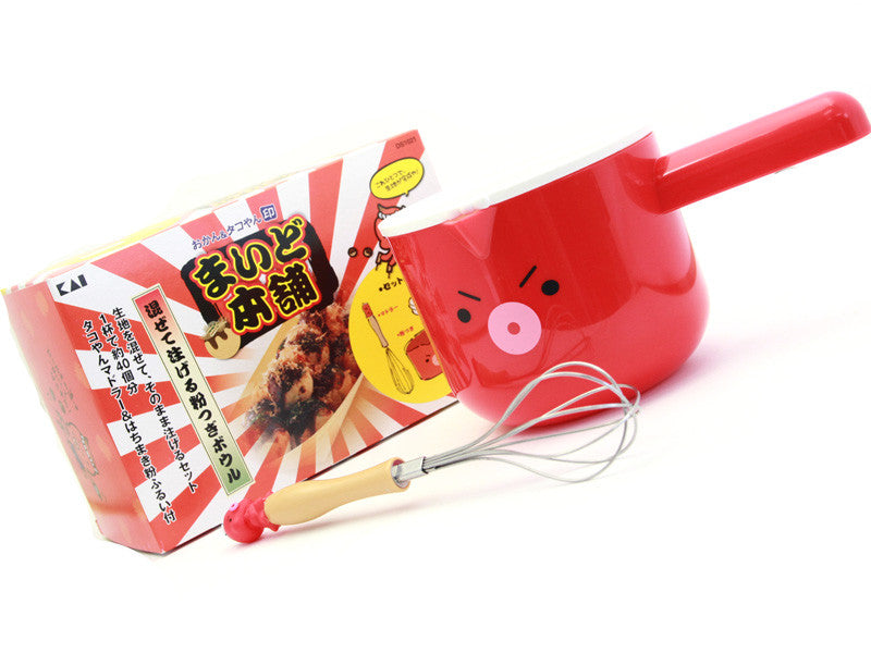 Takoyaki Batter Set by Bento&co | AMZJP - Bento&co Japanese Bento Lunch Boxes and Kitchenware Specialists