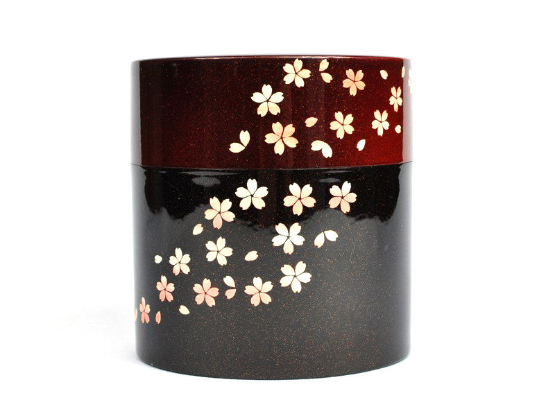 Tea Box Sakura by Hakoya - Bento&co Japanese Bento Lunch Boxes and Kitchenware Specialists