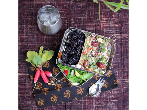 Eco Lunch Box 3 in 1 Giant by ECO Lunch Box - Bento&con the Bento Boxes specialist from Kyoto