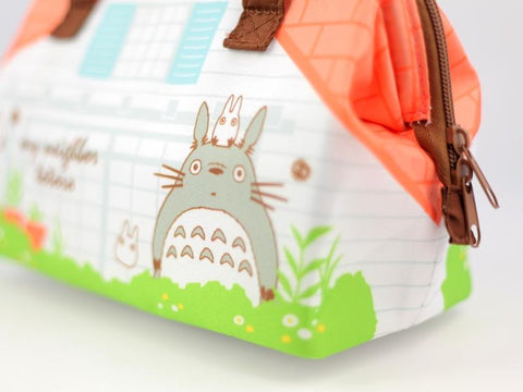 Insulated Totoro Bento Bag by Skater - Bento&co Japanese Bento Lunch Boxes and Kitchenware Specialists