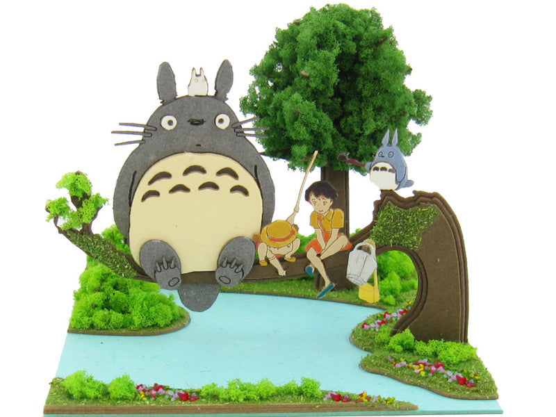 Miniatuart | My Neighbor Totoro : Satsuki and Mei by Sankei - Bento&con the Bento Boxes specialist from Kyoto