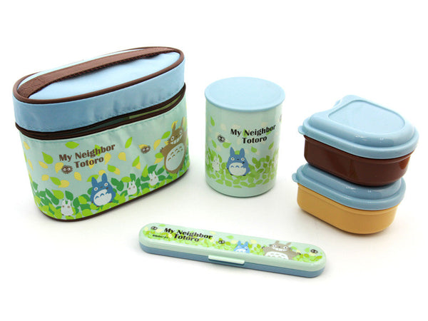 Totoro Thermal Lunch Set