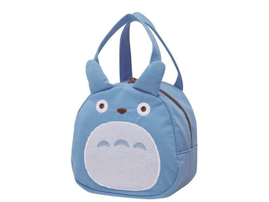 Totoro Bento Bag | Mascot Blue by Skater - Bento&co Japanese Bento Lunch Boxes and Kitchenware Specialists