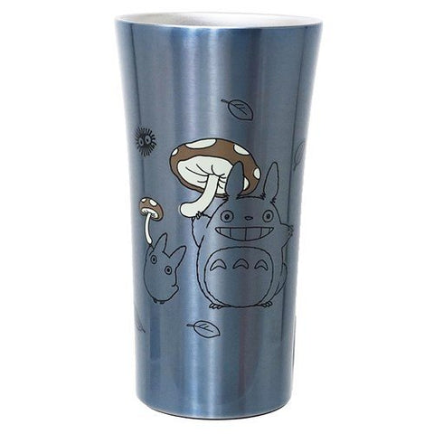 Totoro Stainless Steel Blue Cup