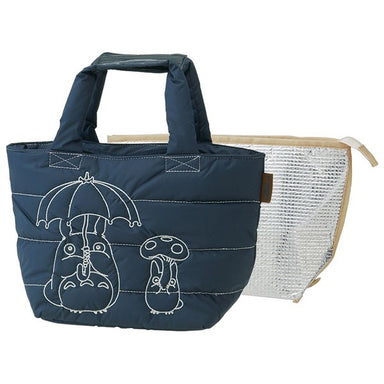 Totoro Umbrella Insulated Tote Bag by Skater - Bento&co Japanese Bento Lunch Boxes and Kitchenware Specialists