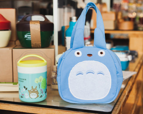 Totoro Field Delica Pot by Skater - Bento&co Japanese Bento Lunch Boxes and Kitchenware Specialists