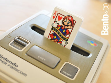 Nintendo Playing Cards | Mario Cards 1990 by Bento&co | AMZJP - Bento&co Japanese Bento Lunch Boxes and Kitchenware Specialists