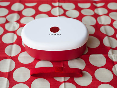 Toppings Oval Bento Box | Ume by Hakoya - Bento&co Japanese Bento Lunch Boxes and Kitchenware Specialists