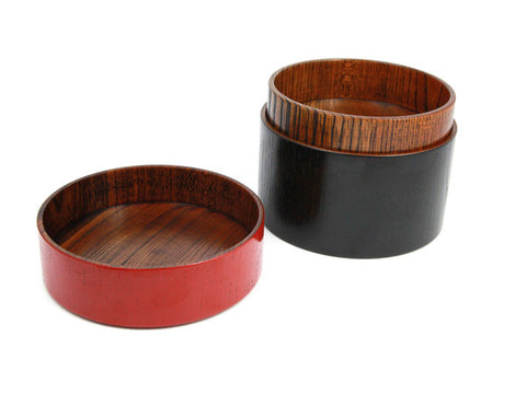 Urushi Maru by Hakoya - Bento&co Japanese Bento Lunch Boxes and Kitchenware Specialists