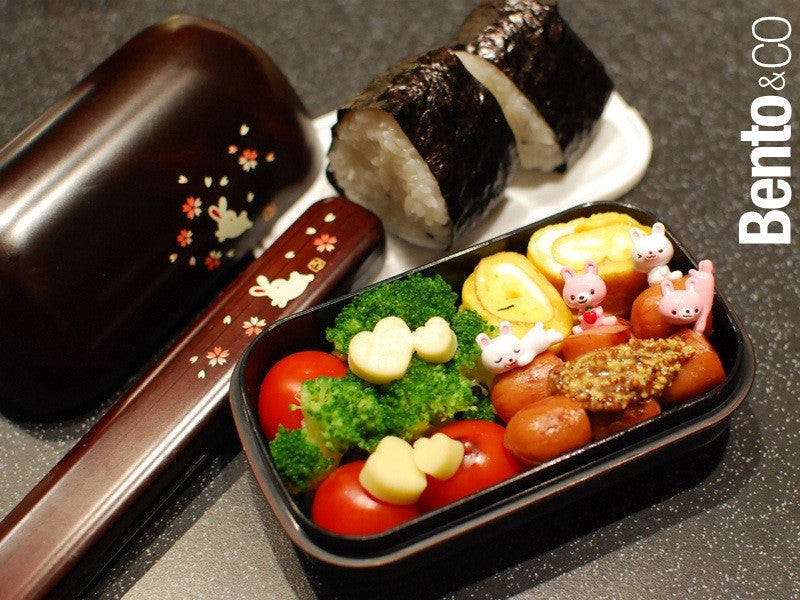 Onigiri Bento Usagi by Hakoya - Bento&con the Bento Boxes specialist from Kyoto