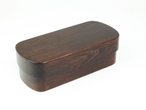 Wakayama Bento | Dark Wood by Seibee - Bento&con the Bento Boxes specialist from Kyoto