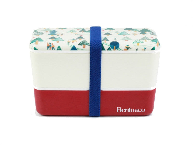 Seasons Bento Original | Winter Wood by Bento&co - Bento&con the Bento Boxes specialist from Kyoto
