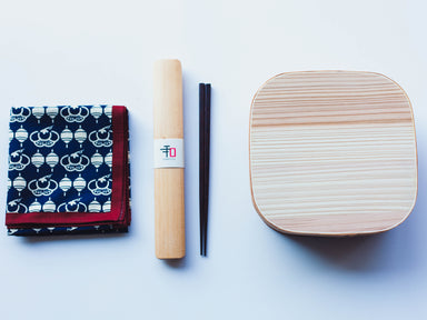 Wood Eco Bundle by Bento&co Bundles - Bento&co Japanese Bento Lunch Boxes and Kitchenware Specialists