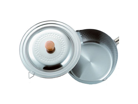 Lid for YukiHira Nabe 20 - 22 cm by Bento&co | AMZJP - Bento&co Japanese Bento Lunch Boxes and Kitchenware Specialists