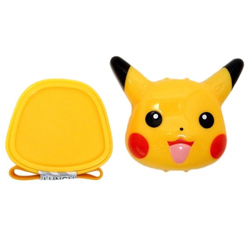 Pikachu Die-cut Bento by Skater - Bento&co Japanese Bento Lunch Boxes and Kitchenware Specialists