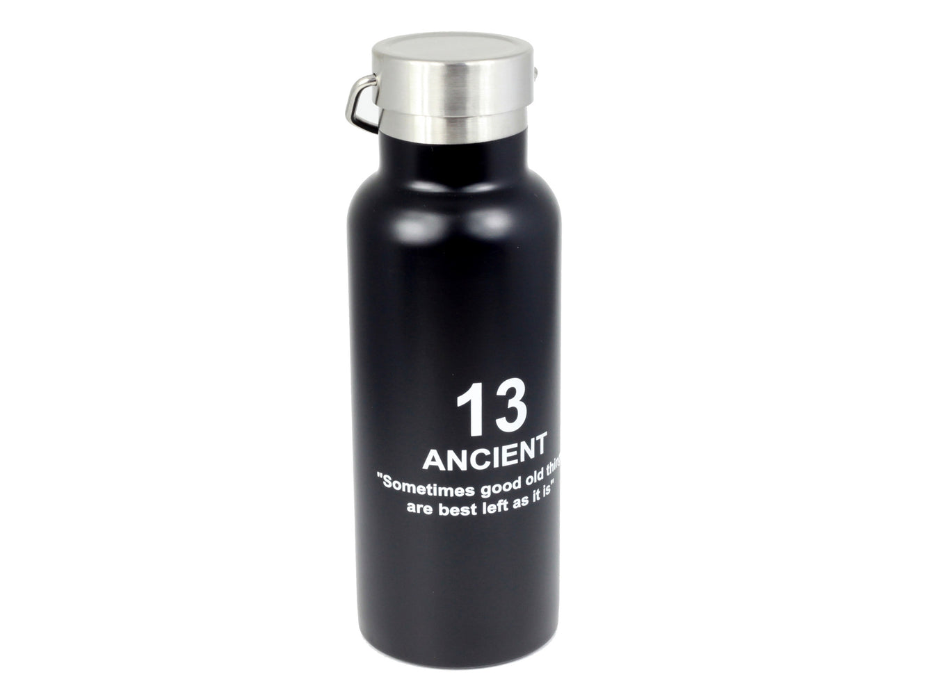 Ancient Stainless Bottle | Black by Showa - Bento&co Japanese Bento Lunch Boxes and Kitchenware Specialists