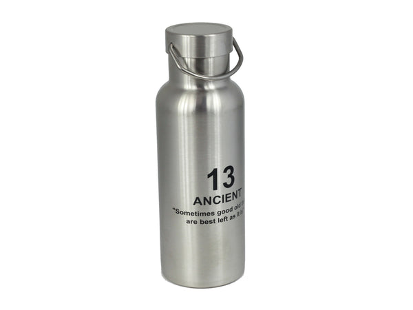 Ancient Stainless Bottle | Silver
