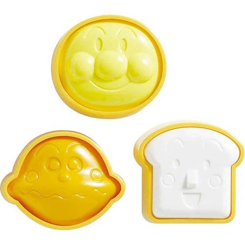 Anpanman Rice Molds by Torune - Bento&con the Bento Boxes specialist from Kyoto