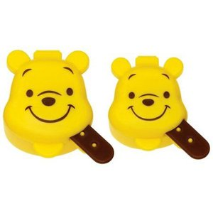 Winnie the Pooh Sauce Cups by Skater - Bento&co Japanese Bento Lunch Boxes and Kitchenware Specialists