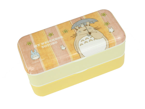 Totoro Stripes Bento Box