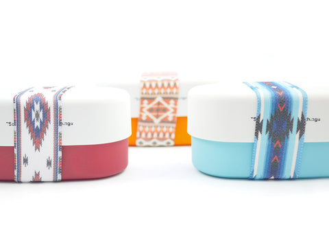 Ancient & Chic Bento Sky Blue by Showa - Bento&co Japanese Bento Lunch Boxes and Kitchenware Specialists