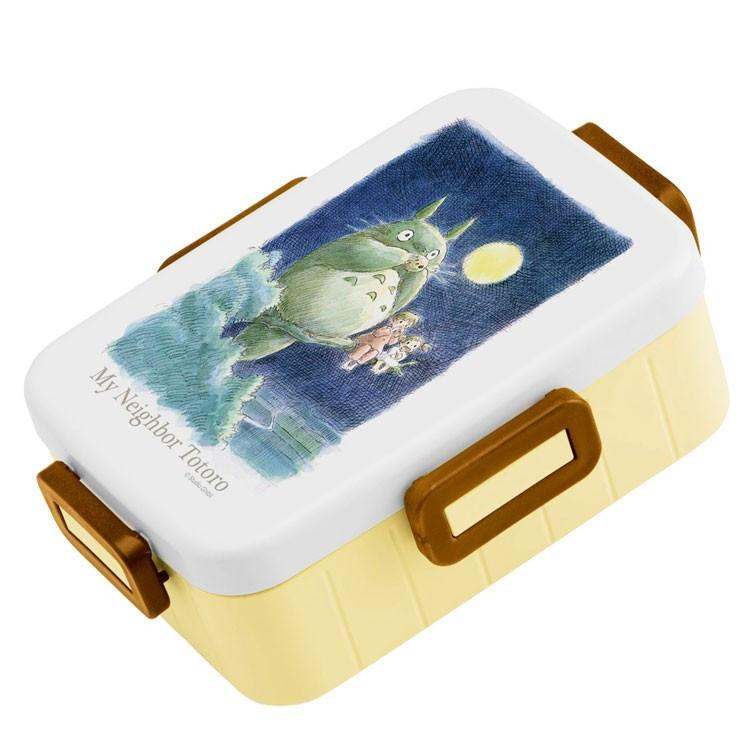 Totoro Watercolor Bento Box 650ml by Skater - Bento&co Japanese Bento Lunch Boxes and Kitchenware Specialists