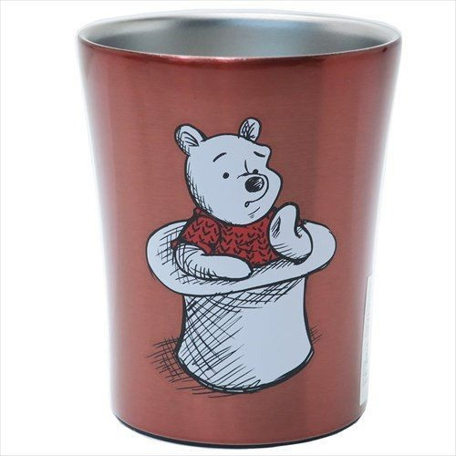 Winnie the Pooh Stainless Steel Cup | Small by Skater - Bento&co Japanese Bento Lunch Boxes and Kitchenware Specialists