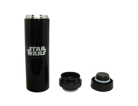 Darth Vader Stainless Bottle by Yaxell - Bento&co Japanese Bento Lunch Boxes and Kitchenware Specialists