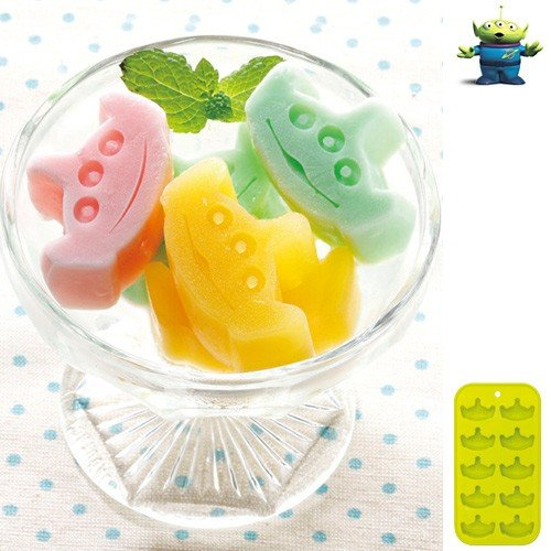 Ice Cubes Mold | Aliens by Skater - Bento&co Japanese Bento Lunch Boxes and Kitchenware Specialists