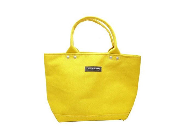 Delicatus Thermal Bag | Mustard Yellow