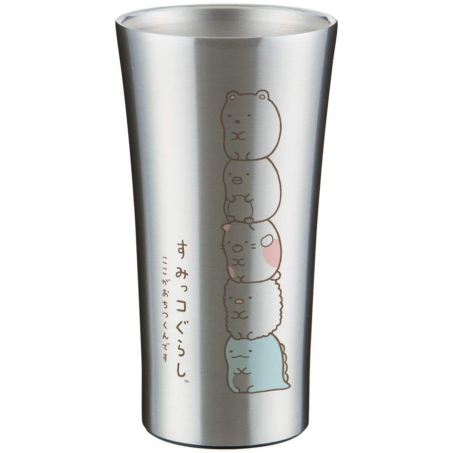 Sumikko Gurashi Stainless Steel Cup | Large by Skater - Bento&co Japanese Bento Lunch Boxes and Kitchenware Specialists