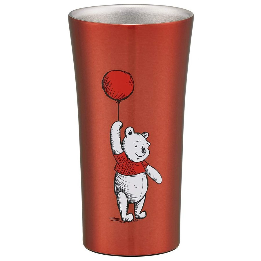 Winnie the Pooh Stainless Steel Cup | Medium by Skater - Bento&co Japanese Bento Lunch Boxes and Kitchenware Specialists