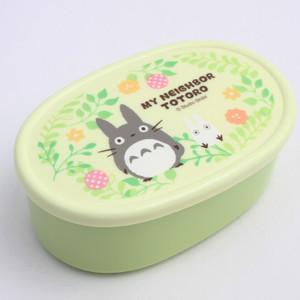 Totoro Plants Lunch Box 3P set