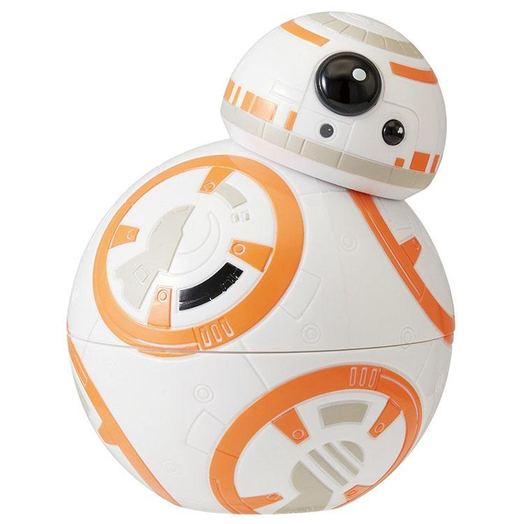 STAR WARS Die-cut BB-8 Bento Box by Skater - Bento&co Japanese Bento Lunch Boxes and Kitchenware Specialists