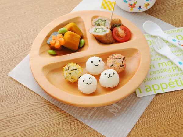 Baby Rice Ball Faces Onigiri Set