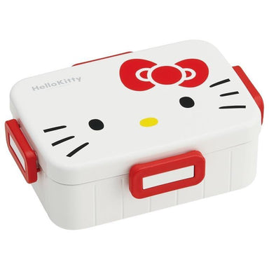 Hello Kitty Face Bento Box 650ml by Skater - Bento&co Japanese Bento Lunch Boxes and Kitchenware Specialists