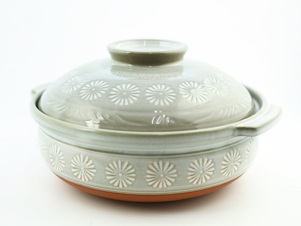 Donabe - Clay Pot | 28 cm by Bento&co | AMZJP - Bento&con the Bento Boxes specialist from Kyoto