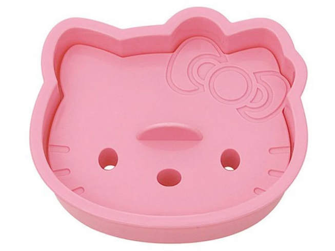 Hello Kitty Bread Cutter by Skater - Bento&co Japanese Bento Lunch Boxes and Kitchenware Specialists