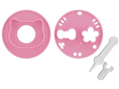 Hello Kitty Food Cutter Set