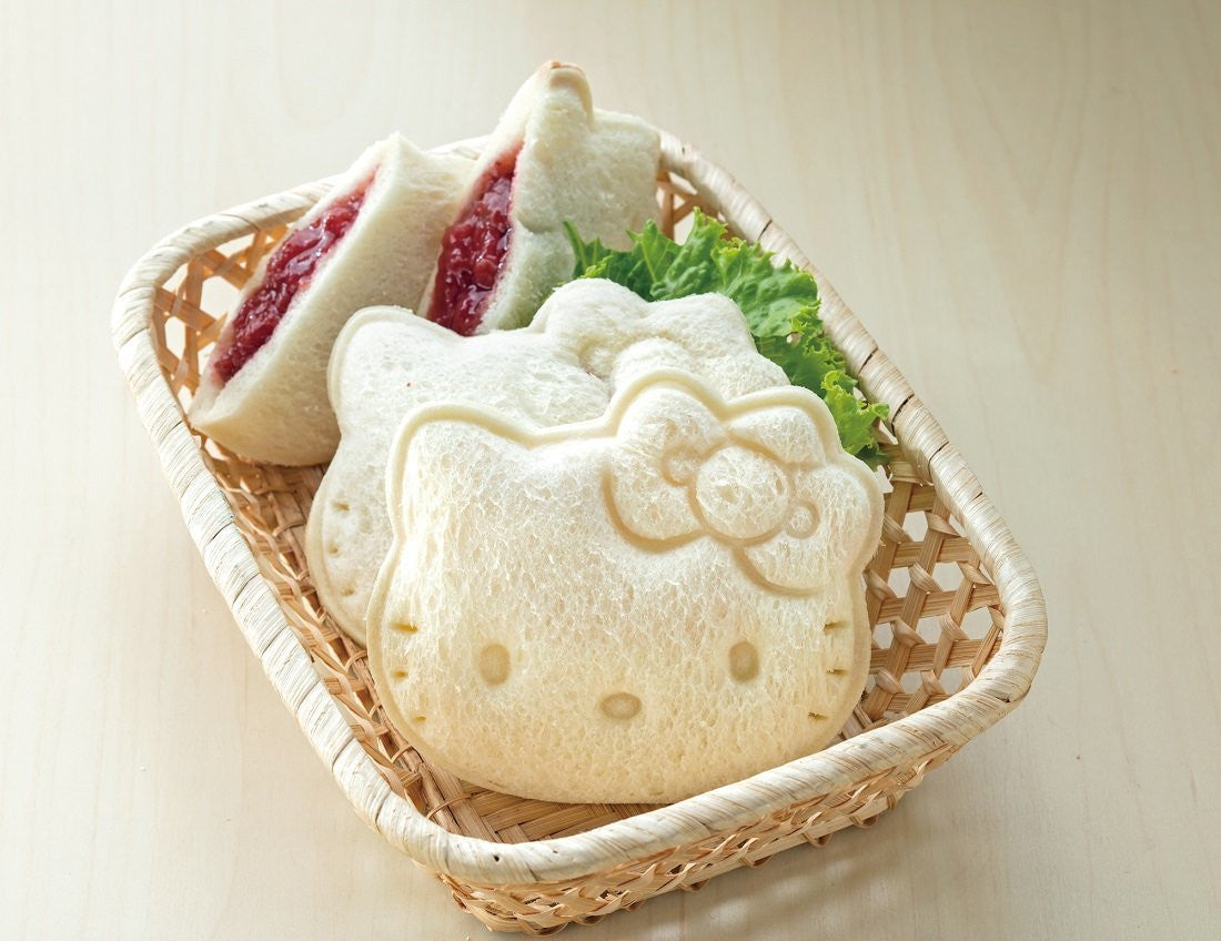 Hello Kitty Sandwich Cutter by Skater - Bento&co Japanese Bento Lunch Boxes and Kitchenware Specialists