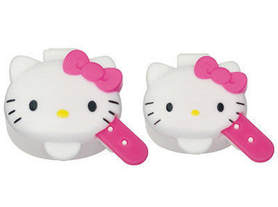 Hello Kitty Sauce Cups by Skater - Bento&co Japanese Bento Lunch Boxes and Kitchenware Specialists