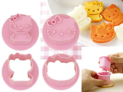 Hello Kitty Veggie Cutter by Skater - Bento&co Japanese Bento Lunch Boxes and Kitchenware Specialists