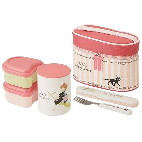 Kiki's Thermal Lunch Set by Skater - Bento&co Japanese Bento Lunch Boxes and Kitchenware Specialists