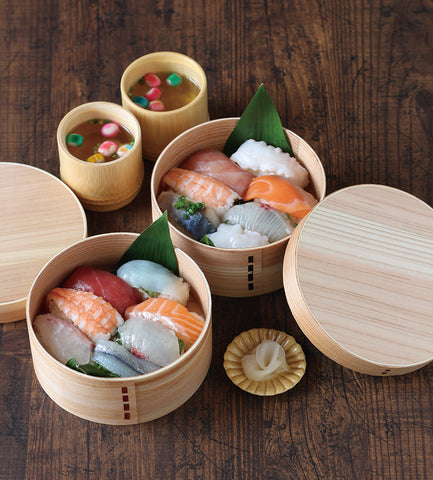 Cedar Magewappa | Round by Yamaki - Bento&co Japanese Bento Lunch Boxes and Kitchenware Specialists