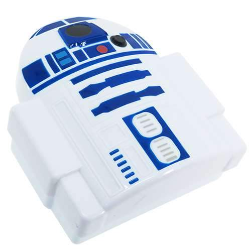 STAR WARS Die-cut Bento Box | R2-D2 by Skater - Bento&co Japanese Bento Lunch Boxes and Kitchenware Specialists
