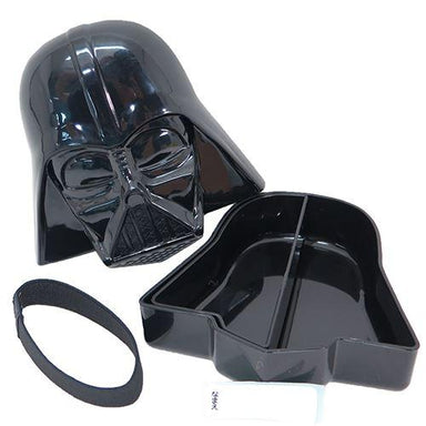 STAR WARS Die-cut Bento Box | DARTH VADER by Skater - Bento&co Japanese Bento Lunch Boxes and Kitchenware Specialists