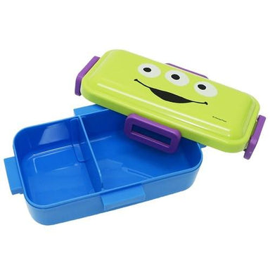 Toy Story Alien Bento Box 530ml by Skater - Bento&co Japanese Bento Lunch Boxes and Kitchenware Specialists