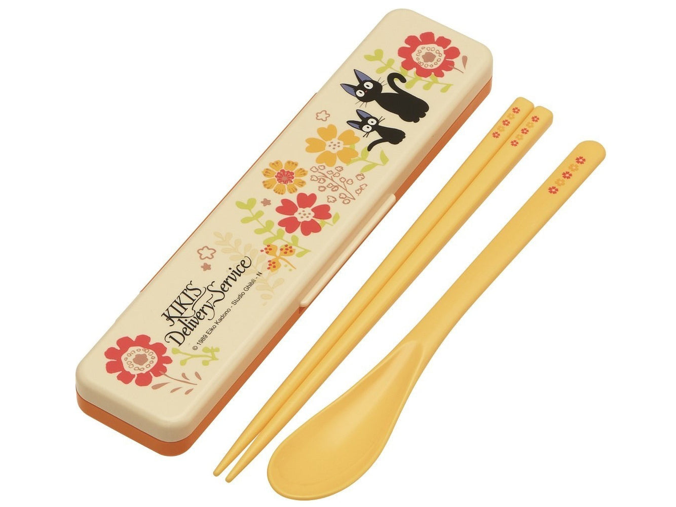 Kiki's Delivery Service Cutlery Set by Skater - Bento&con the Bento Boxes specialist from Kyoto