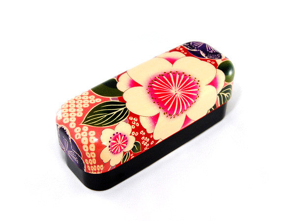 Kimono Long Bento | Pink by Hakoya - Bento&con the Bento Boxes specialist from Kyoto